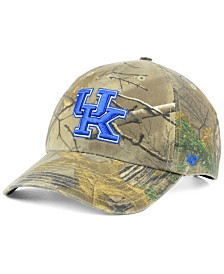 '47 Brand Kentucky Wildcats Real Tree CLEAN UP Cap