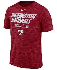 Nike Men's Washington Nationals Velocity Team Issue T-Shirt