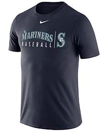 Nike Men's Seattle Mariners Dri-FIT Practice T-Shirt
