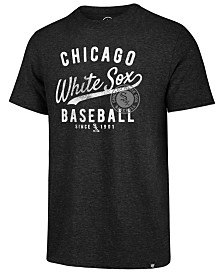 '47 Brand Men's Chicago White Sox Grandstand Triblend T-Shirt