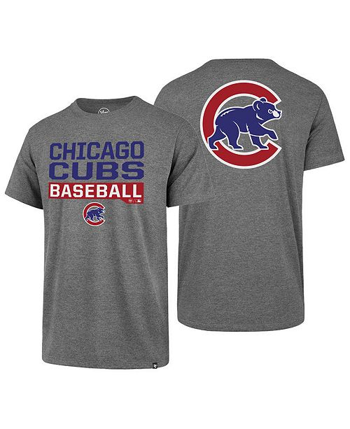 2e7fedd1 47 Brand Men's Chicago Cubs Rival Bases Loaded T-Shirt & Reviews ...
