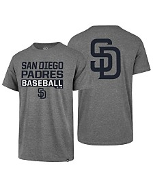'47 Brand Men's San Diego Padres Rival Bases Loaded T-Shirt