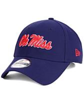 c0f576b4c49 New Era Ole Miss Rebels League 9FORTY Adjustable Cap