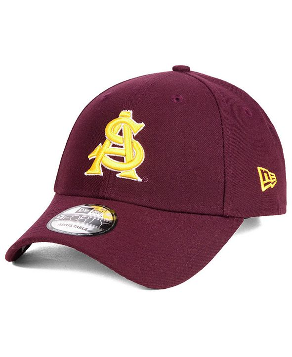 New Era Arizona State Sun Devils League 9FORTY Adjustable Cap