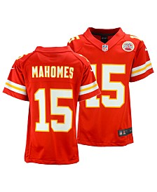Nike Little Boys Pat Mahomes Kansas City Chiefs Game Jersey