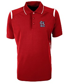 Antigua Men's St. Louis Cardinals Merit Polo