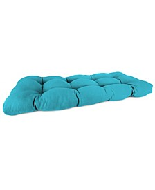 Outdoor Wicker Settee Cushion - 1 Pack