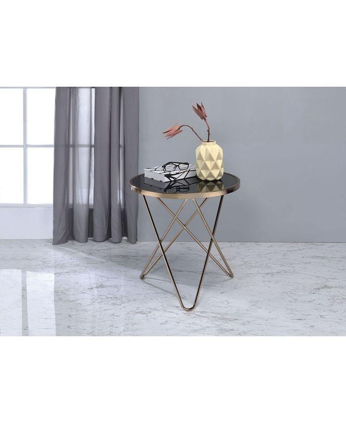 Acme Furniture - Valora End Table, Quick Ship