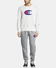 Champion Men's Century Logo Sweatshirt