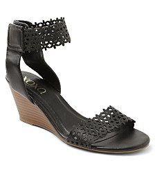 XOXO Sadler Wedge Sandals