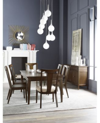 Matteo Extendable Dining Table, Created for Macy's