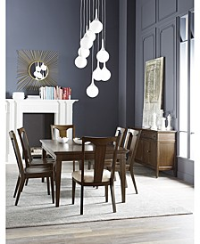 Matteo Expandable Dining Collection, Created for Macy's