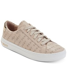 DKNY Court Perf Sneakers, Created for Macy's