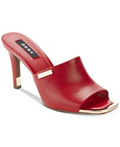 4e6ee26b537 DKNY Bronx Dress Sandals