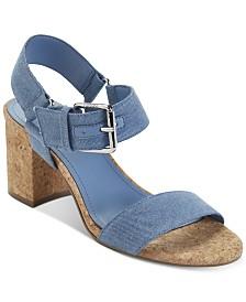 DKNY Sierra Dress Sandals, Created for Macy's
