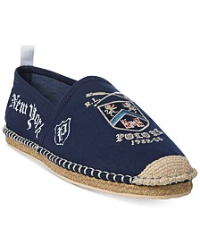 Polo Ralph Lauren Men's Barron Slip-Ons