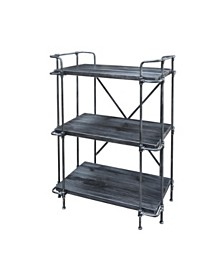 Eden 3-Tier Bookshelf, Quick Ship