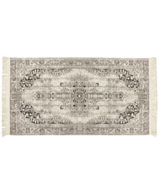 "Montana Vegetable Dyed Cotton 30"" x 50"" Accent Rug"