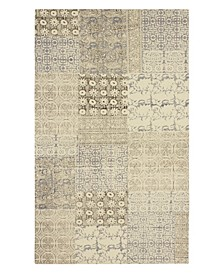 "Boise Stonewash Printed Cotton 30"" x 50"" Accent Rug"
