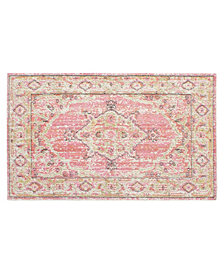 """French Connection Kenora Colorwashed Kilim 24"""" x 36"""" Accent Rug"""