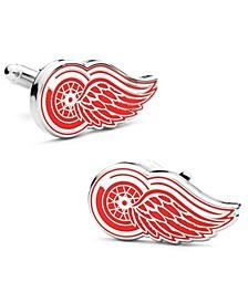Detroit Wings Cufflinks