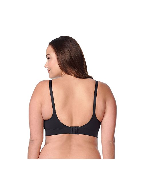 689b390e1cc29 Olga Easy Does It trade  Wire-Free Contour Tailored Bra in Animal Jacquard  GM9401A ...