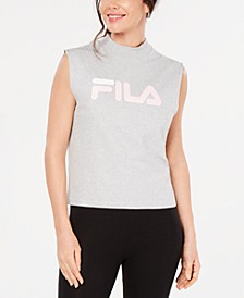 Helena Logo Sleeveless T-Shirt