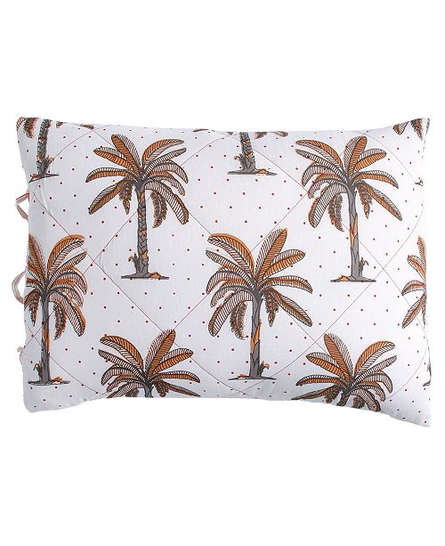 Peri CLOSEOUT! Home Palm Tree Standard Sham
