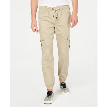 American Rag Men's Fused Cargo Jogger Pants