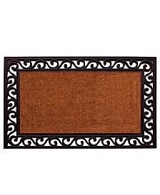 """Rembrandt 22"""" x 36"""" Coir/Rubber Doormat"""