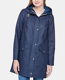 Women's Water-Resistant Rain Jacket