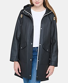 Women's Water-Resistant Rain Jacket