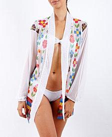 Palmera Beachwear Nicte Long Sleeve Kimono