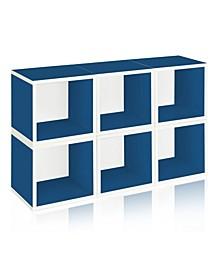 Eco Stackable Modular Storage Cubes