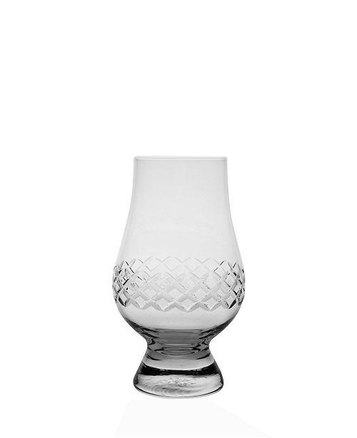 Rolf Glass Diamond Scotch Glencairn 6.75Oz - Set Of 4