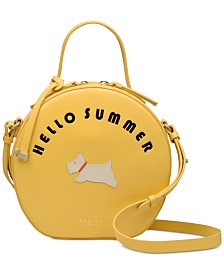 Radley London Hello Summer Leather Crossbody