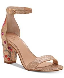 de82edcc0e8 Block Heel Sandals INC International Concepts Shoes - Macy s