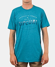 Rip Curl Men's City Slicker Logo Graphic T-Shirt