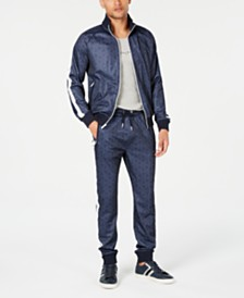 Sean John Men's Tricot Track Jacket & Track Pants