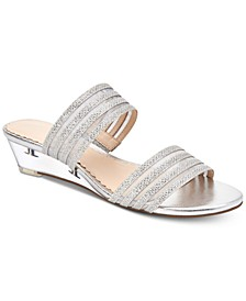 Graceyy Wedge Sandals, Created for Macy's