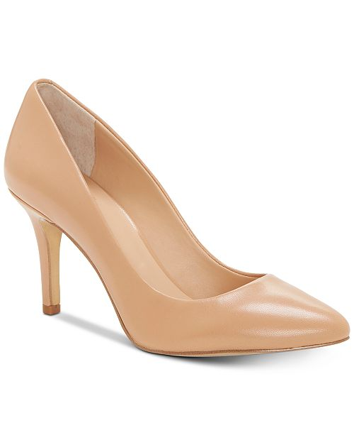acd8e111d95 I.N.C. Women's Zitah Pointed Toe Pumps, Created for Macy's