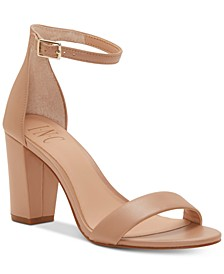 INC Kivah Two-Piece Sandals, Created for Macy's