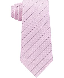 Kenneth Cole Men's Simply Slim Stripe Tie