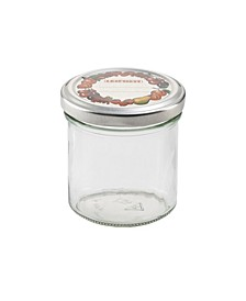 Small Canning Jars, 6 pack