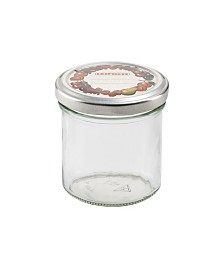 Household Essentials Small Canning Jars, 6 pack