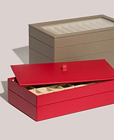 VAULT Stackable Jewelry Box Collection