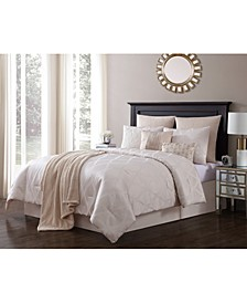 Trevor 10-Pc. Full Comforter Set