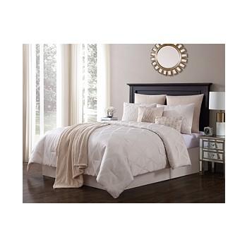 VCNY Home Trevor 10-Pc. Queen Comforter Set