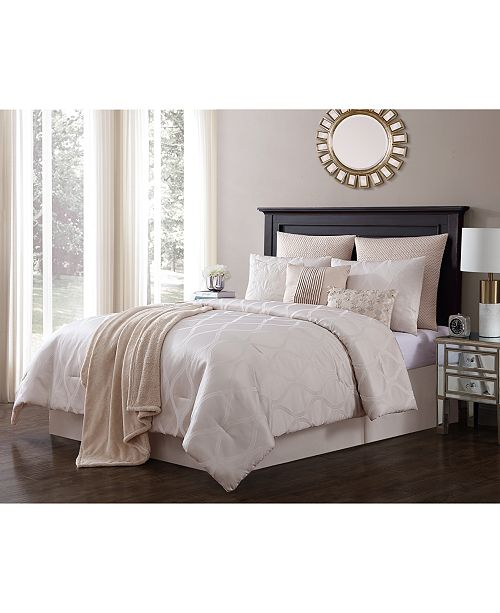 VCNY Home CLOSEOUT! Trevor 10-Pc. Comforter Sets