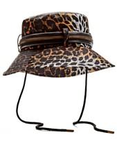 ff23e0c9 London Fog x Jeremy Scott Women's Rain Bucket Hat